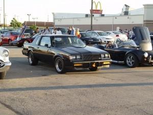 V6 buick regal