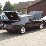 classy buick grand national