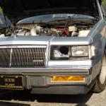 buick headlight ram air