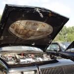 custom buick grand national hood liner