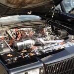 buick grand national engine chrome
