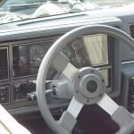 GNX gauge dash setup