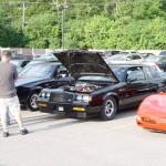 buick grand national car show