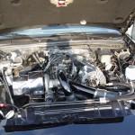 turbocharged V6