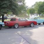 buick regal car show attendee