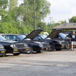 turbo buick grand national car show