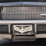 buick gn license plate