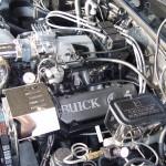 buick regal engine chrome