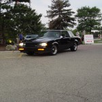 driving a turbo buick