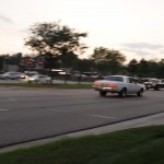 buicks driving up woodward
