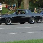 cruising woodward in a turbo regal