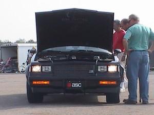 Buick GNX clone