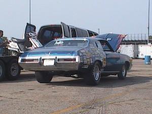 buick race car in ohio