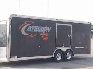 category 6 turbocharged trailer