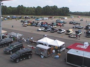 turbo buicks at the drag strip