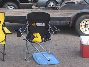 buick grand national chair