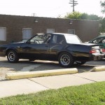 t-top buick grand national