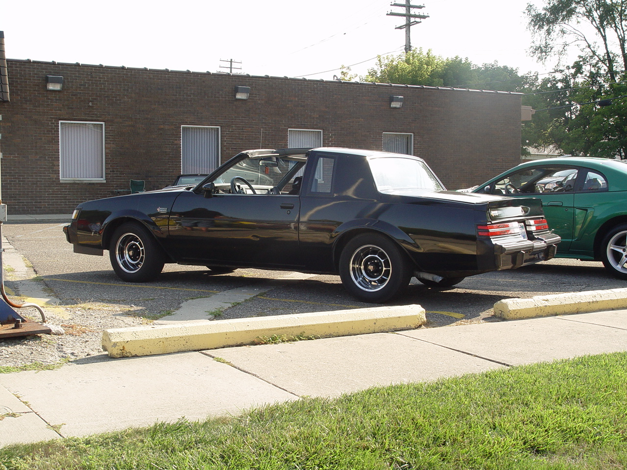 T Top Buick Grand National Buick Turbo Regal