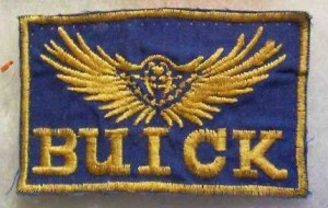 1950s buick patch