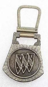1970s buick keychain