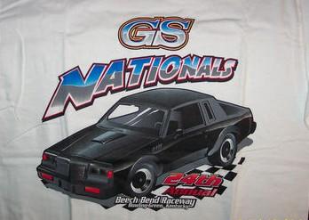 24th GS Nats shirt