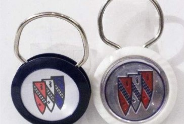 Buick Logo Key Chains Rings