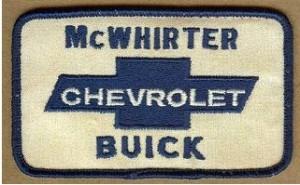 McWhirter Chevrolet Buick