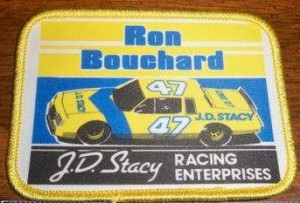 Ron Bouchard Buick Regal Patch