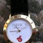 buick motorsports wristwatch