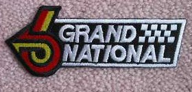 grand national patch