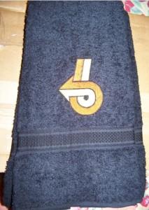 buick hand towel