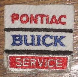 pontiac buick service