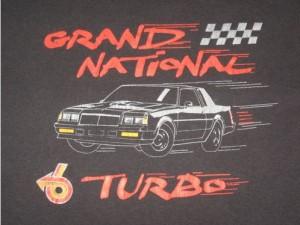 turbo GN shirt