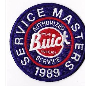 1989 buick service masters