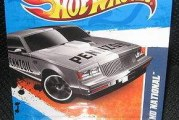 Hot Wheels Buick Grand National Pennzoil Car