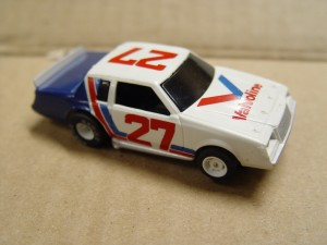 tyco valvoline slot car