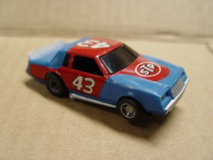 tyco stp buick regal slot car