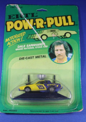 Ertl Powr-R-Pull Dale Earnhardt