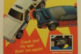 Hot Wheels Crack-Ups Buick Regal