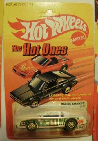 Hot Wheels Hot Ones Racing Stocker Buick Regal