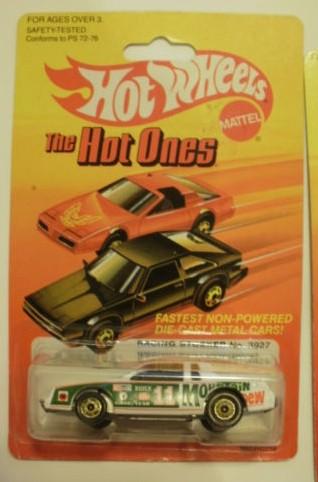 Hot Wheels Hot Ones Racing Stocker