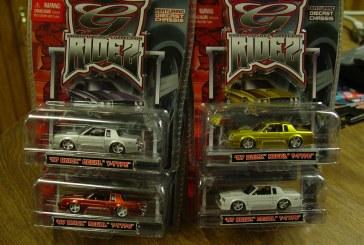 Maisto G Ridez Buick Regal T-type diecast