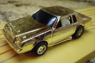 Tyco Buick Regal Slot Cars