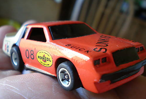Tyco Pro Buick Regal slot car HO 1