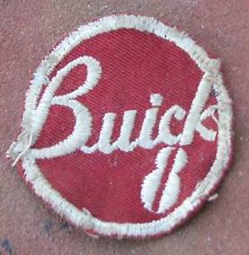 buick 8 cloth patch