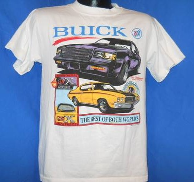 buick both worlds shirt