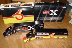 GMP Buick Grand National GNX Semi Transporter