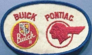 buick pontiac patch