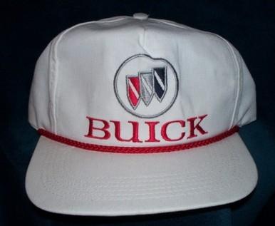 buick snapback cap