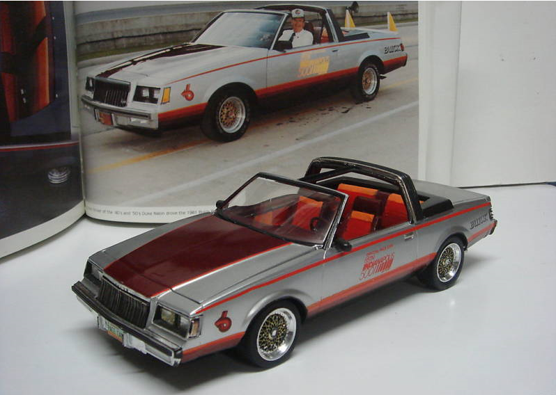 1981 Indy Pace Car
